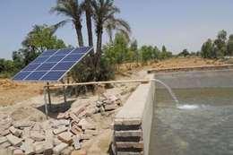 ابار طاقة شمسية