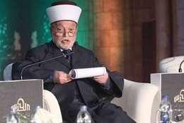 الدكتور عكـــرمة صبري، إمام وخطيب المسجد الأقصى