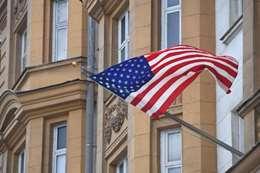 السفارة الأمريكية في روسيا