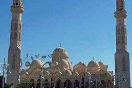 صورة مسجد ميناء الغردقة
