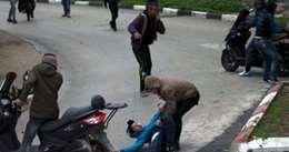بالصور.. اشتباكات عنيفة مع قوات الاحتلال الإسرائيلى بمدينة جنين عقب استشهاد فلسطينى