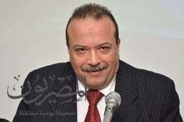 الدكتور مجدى السبع رئيس جامعه طنطا الجديد