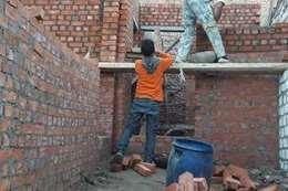 بناء المنزل