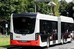 حافلة بألمانيا (أرشيفية)