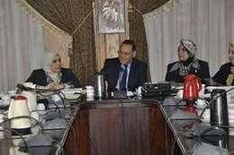 الدكتور ممدوح غراب،رئيس جامعة قناة السويس