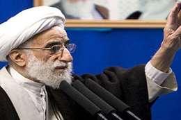 رئيس مجلس خبراء القيادة الإيراني أحمد جنتي