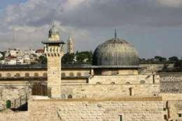 المسجد الأقصى في مدينة القدس المحتلة