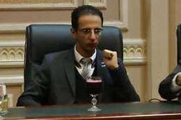 كريم السقا، عضو لجنة العفو الرئاسي