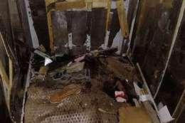 ارتفاع ضحايا «أسانسير بنها» لـ7 قتلى