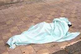 جثة بالمنيا
