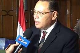 الدكتور ممدوح غراب، رئيس جامعة قناة السويس