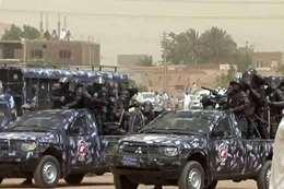 احتجاجات فى السودان