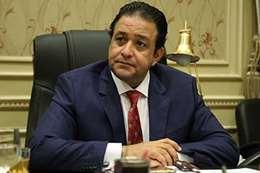 علاء عابد رئيس لجنة حقوق الإنسان بالبرلمان