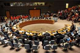 مجلس الأمن