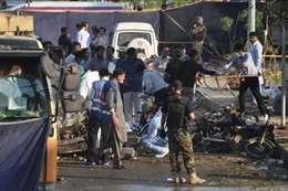 مقتل 7 في تفجير انتحاري بمطعم