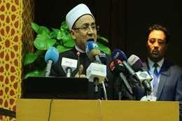 الدكتور محيي الدين عفيفي الأمين العام لمجمع البحوث الإسلامية