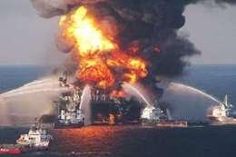 حريق سفينة (أرشيفية)