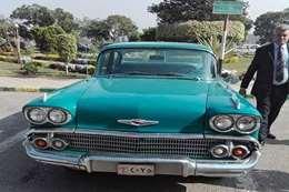 سيارة جمال عبدالناصر