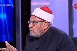 الدكتور أحمد كريمة أستاذ الشريعة بجامعة الأزهر