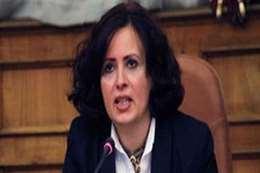 الدكتورة عزة العشماوي الأمين العام للمجلس القومى للطفولة والامومة