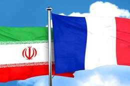 فرنسا وإيران