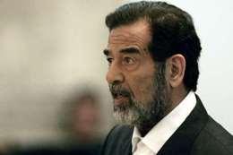 """قصيدة"""" صدام حسين"""".. لبناته من داخل محبسه"""