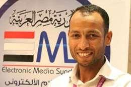 """الصحفي المصري أبوبكر خلاف، الموالي لجماعة """"الإخوان المسلمين"""""""