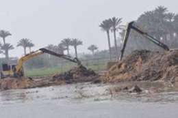 ازالة تهديات نهرا لنيل