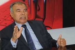 عبد الله حسن، وكيل أول الهيئة الوطنية للصحافة