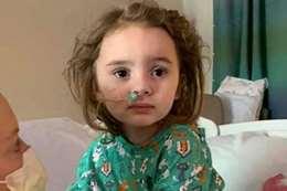 """طفلة تصاب بالعمى بسبب """" الأنفلونزا"""""""