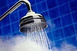 الاستحمام
