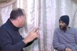داعشي مصر خلال لقائه بنشأت الديهي