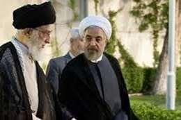 على الهواء مباشرة.. روحاني ينتقد خامنئي والحرس الثوري
