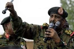 رئيس المجلس السيادي السودانى