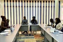 ماعت تنظم جلسة محاكاة لبعثة الأمم المتحدة في جنوب السودان