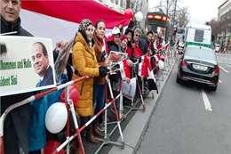 الجالية المصرية في برلين