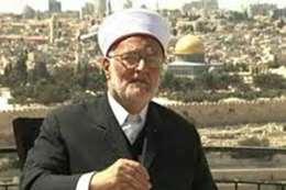 الشيخ عكرمة صبري خطيب المسجد الأقصى