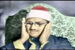 الشيخ محمد صديق المنشاوي