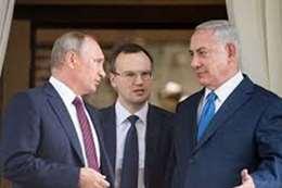 بوتين في تل أبيب في ذكرى الهولوكوست