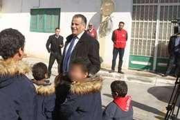 تونس تستقبل أيتام داعش