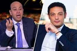 عمرو أديب ومحمد علي