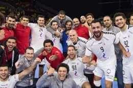 مصر لكرة اليد