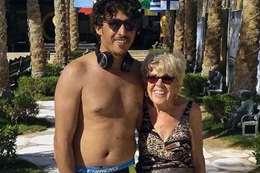 الشاب المصري وزوجته البريطانية