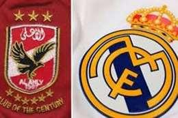 الاهلى وريال مدريد