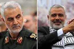 حماس تصف سليماني بالشهيد