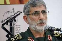 """قائد فيلق القدس الجديد في الحرس الثوري"""" إسماعيل قاآني"""