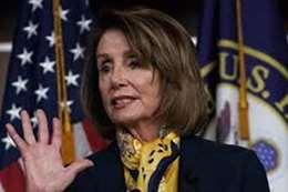 نانسي بيلوسي رئيسة مجلس النواب الأمريكي