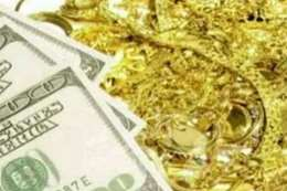 الذهب والدولار