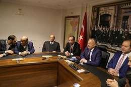 اتفاقيات مصرية تركية