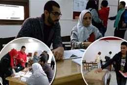 انتخابات الطلاب بجامعة القاهرة